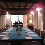 Ristorante con cantina dei vini Loiano Bologna